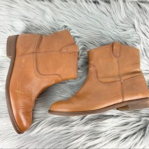 Madewell   Brown The Otis Boot 8